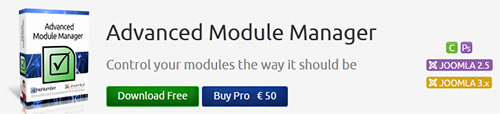 Nonumber - Advanced Module Manager Pro v4.7.3 for Joomla 2.5 - 3.x