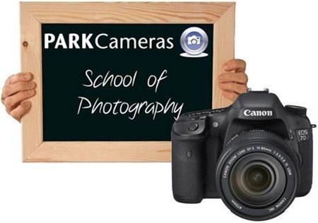 Park cameras - Canon Exploring EOS