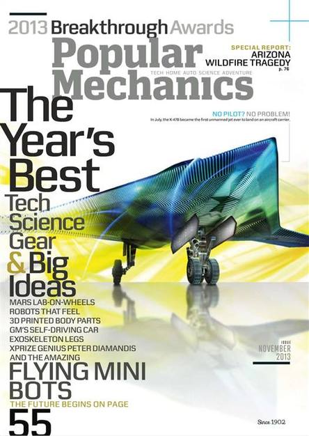 Popular Mechanics - November 2013(US)