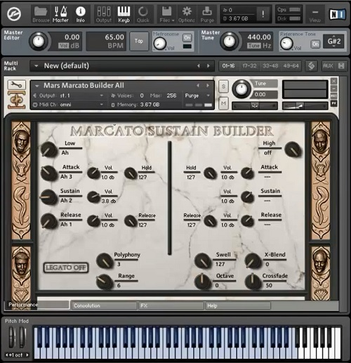 Soundiron Mars Symphonic Men's Choir KONTAKT-LiBRARY
