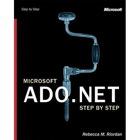Microsoft ADO.Net Step By Step