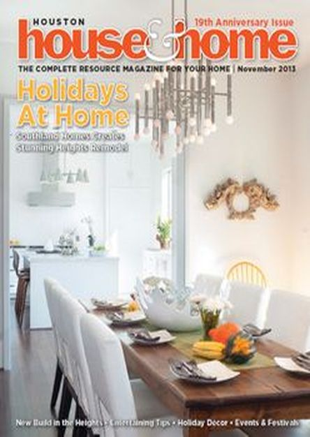 Houston House & Home - November 2013(TRUE PDF)