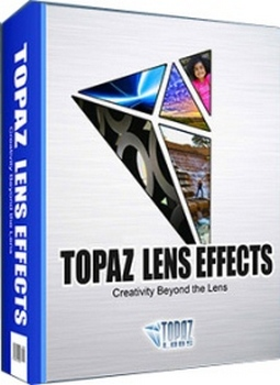 Topaz Lens Effects 1.0.0 plugin for Adobe Photoshop