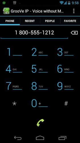 GrooVe IP - Free Calls + Text v1.4.6 (Android Application)