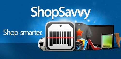 ShopSavvy Barcode Scanner v8.1.0 (Android Application)