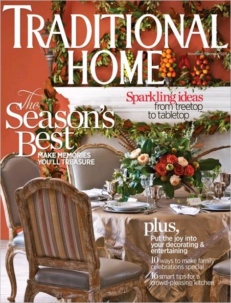 Traditional Home - November - December 2013