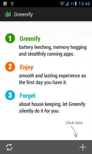 Greenify ROOT Renew my Phone Donate v1.97 beta 5 (Android Application)