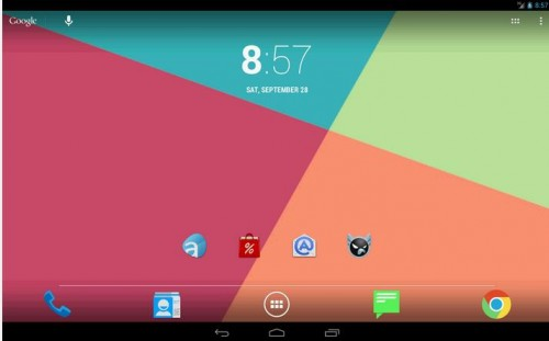 Android 4.4 Kitkat Theme v2.5 (Android Theme)