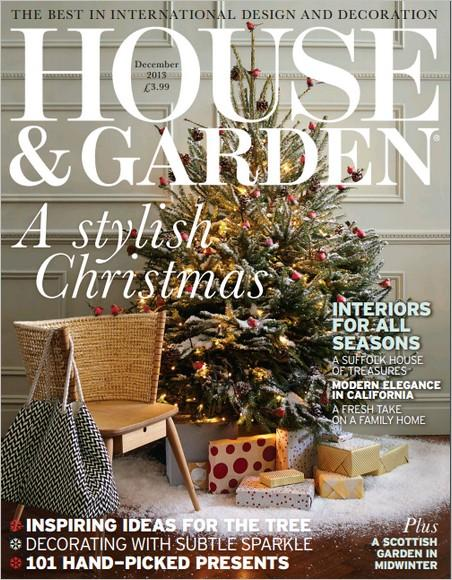House and Garden - December 2013 (True PDF)