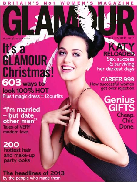 Glamour UK - December 2013 (True PDF)