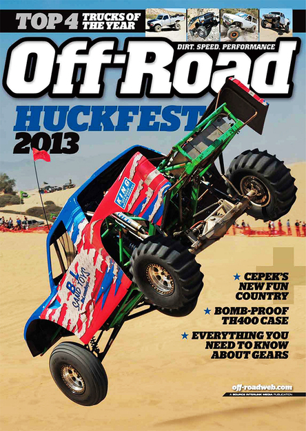 Off-Road January 2014 (USA)