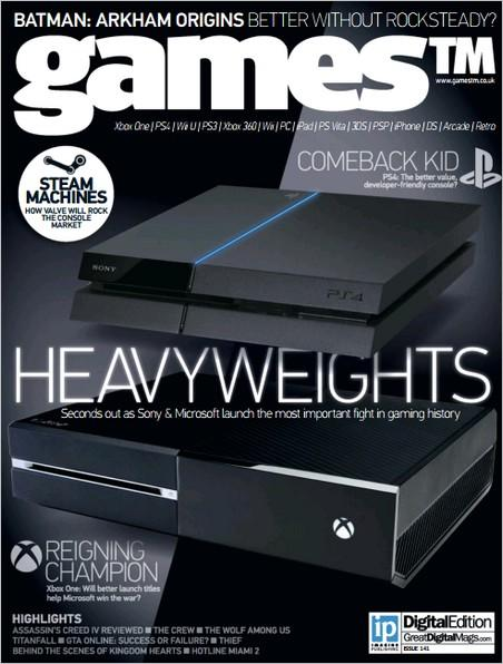 GamesTM - Issue No. 141