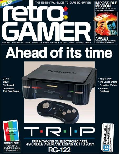 Retro Gamer - Issue No. 122