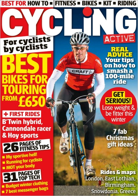 Cycling Active - December 2013