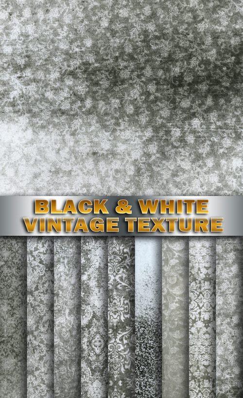 Black And White Texture. Black amp; white vintage texture