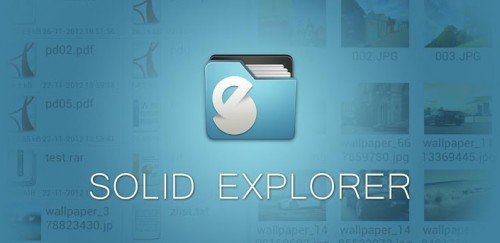Solid Explorer FULL v1.5.3 (Android Application)