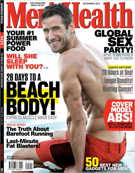 Men's Health - December 2013 (South Africa)