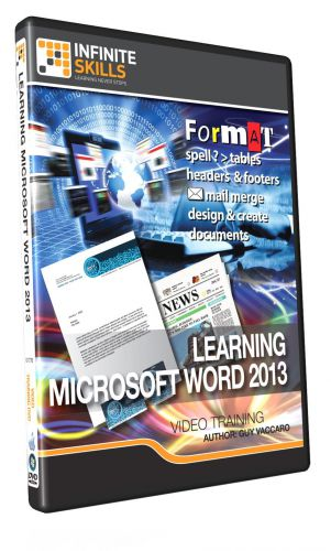 Learning Microsoft Word 2013