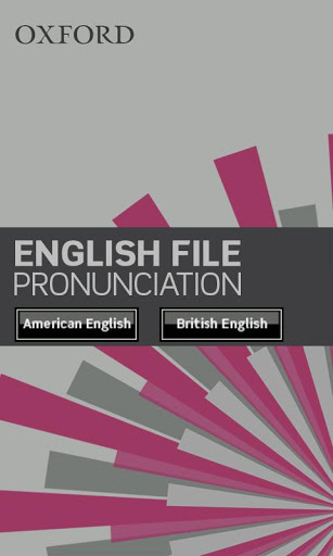 English File Pronunciation v1.1 (Android Application)