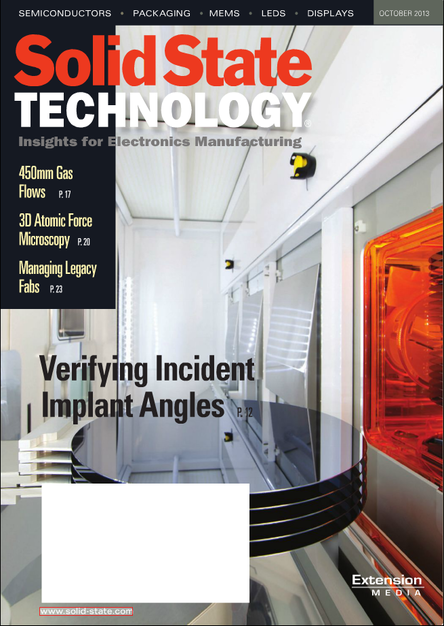 Solid State Technology October 2013