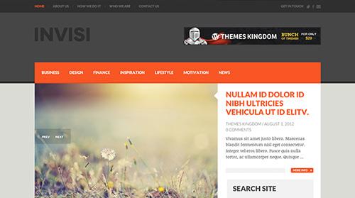 ThemesKingdom - Invisi v1.9 - Responsive News WordPress Theme