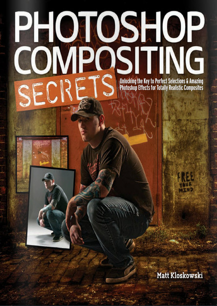 Photoshop compositing secrets unlocking the key to perfect selections and amazing pho(4) photoshop compositing serects