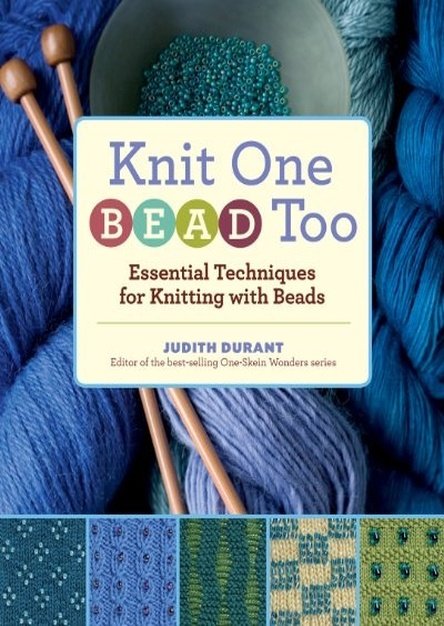 Knit One, Bead Too: Essential Techniques for Knitting with Beads (EPUB)