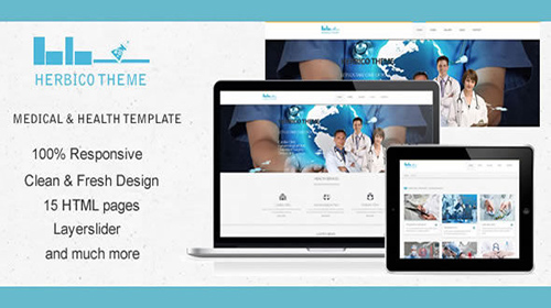 Mojo-Themes - Herbico - Doctor, Medical & Health Template - RIP