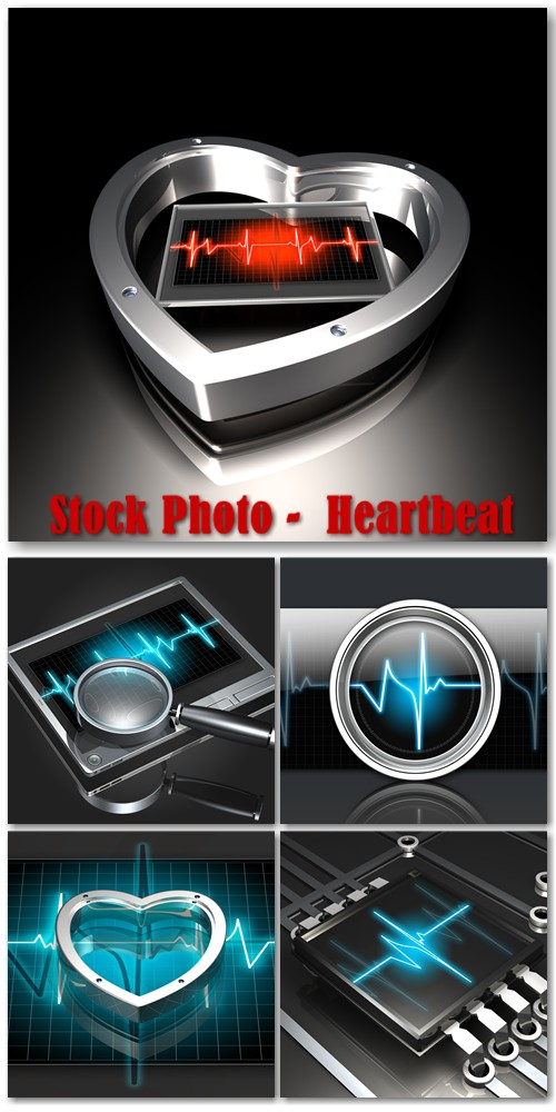 Stock Photo - Heartbeat