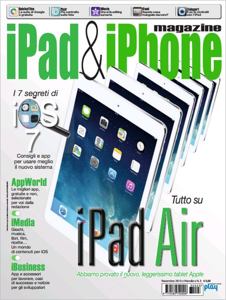 iPad & iPhone Magazine - November 2013