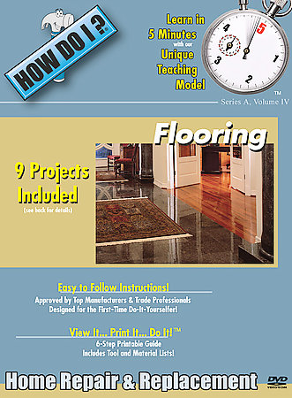 How Do I? - Flooring