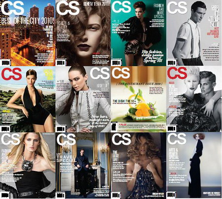 CS Magazine 2010 Full Collection