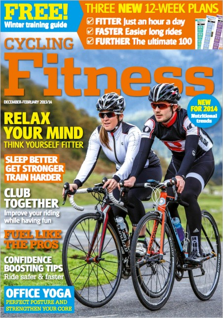 Cycling Fitness - December 2013 - February 2014