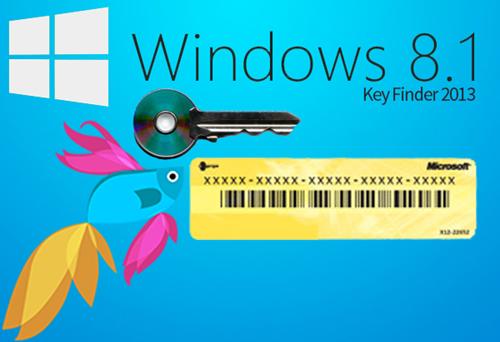 Windows 8.1 Product Key Finder Ultimate v13.11.1 Final