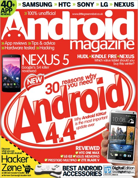 Android Magazine UK - Issue No. 32 (True PDF)