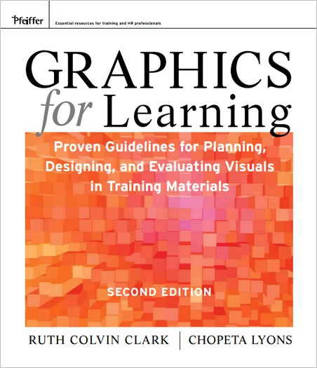 Graphics for Learning: Proven Guidelines for Planning, Designing, and Evaluating Visuals in Training Materials, 2nd Edition