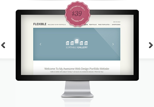 ElegantThemes - Flexible v2.3 - WordPress Theme