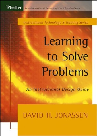 E Learning Models. Learning to Solve Problems: An