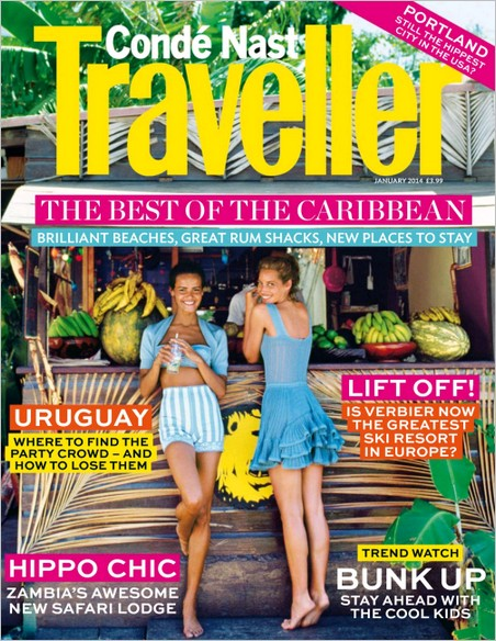 Conde Nast Traveller - January 2014 (UK)