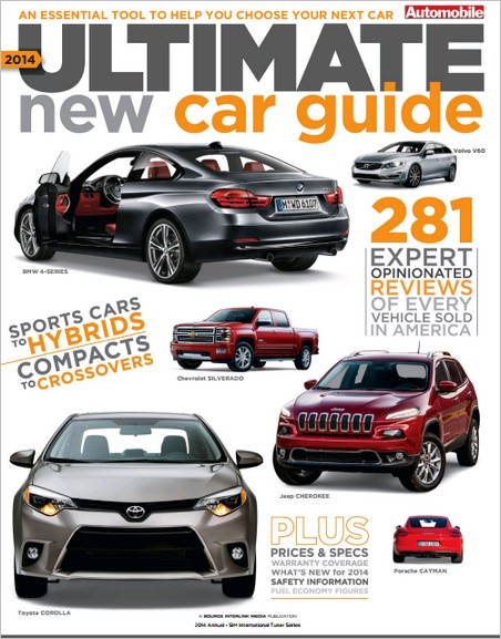 Automobile - Buyers Guide 2014
