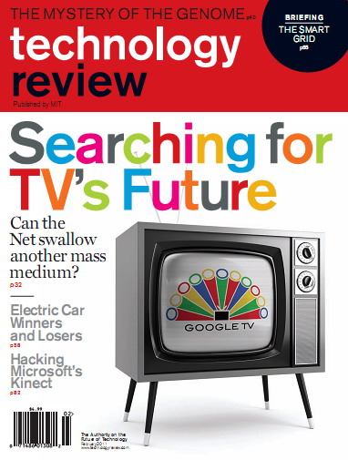 Technology Review Magazine January/February 2011-P2P