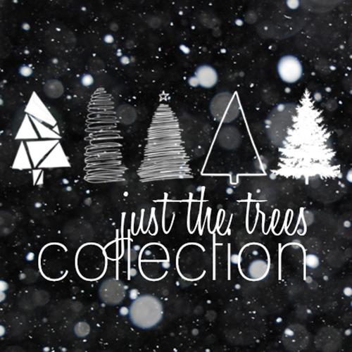 ABR Brushes - Just the Trees Collection