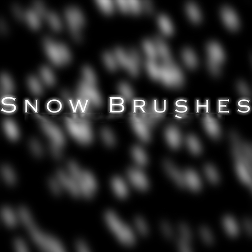 ABR Brushes - Snow Winter 2013-2014