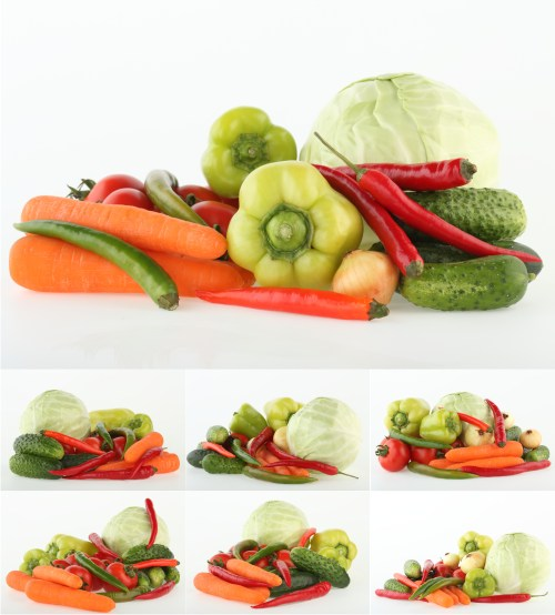 Stock Photos - Vegetables