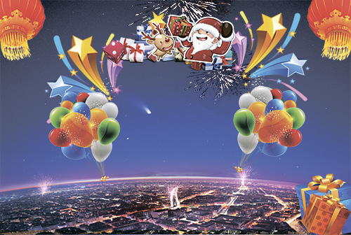PSD Source - Christmas and New Year 2014 vol.24