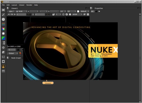 The Foundry NukeX 6.2V1 (x86-x64) » Graphic GFX Sources More Than ...