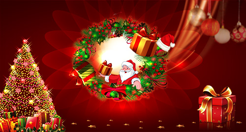 PSD Source - Christmas and New Year 2014 vol.60