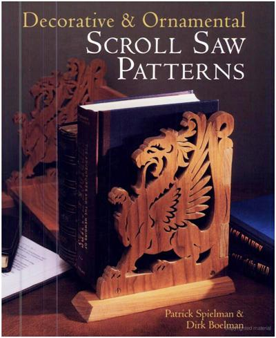 Free Scroll Saw Pattern Books