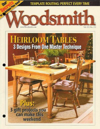 wood smith magazine