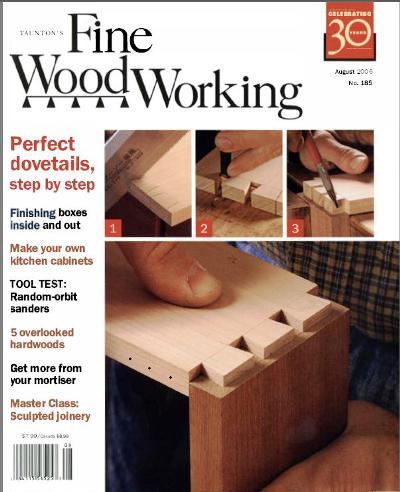 Woodwork Woodworking Magazine Free PDF Plans